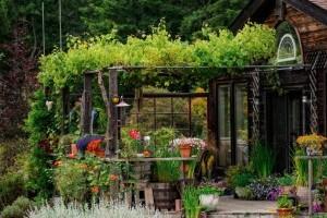 Alakítsunk ki növényárnyékos pihenősarkot