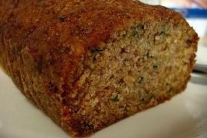 Cukkinis kenyér receptek