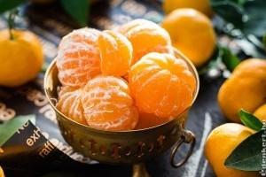 A mandarin gyógyhatásai