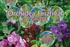 Orchidea Fesztivál és Vásár 2011