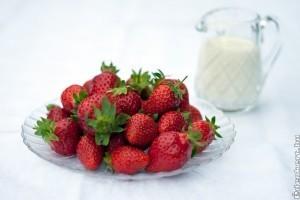 Az eper és az áfonya csökkentheti a szívroham kockázatát