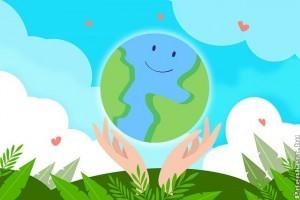 Ünnepeljük a Föld Napját - Április 22.