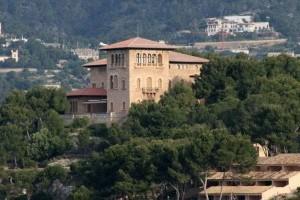 Látogathatóvá vált a spanyol királyi család mallorcai nyári rezidenciájának kertje