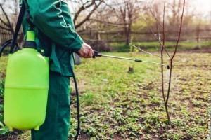 A növényvédelmi feladatok megfelelő ruházatot kívánnak!